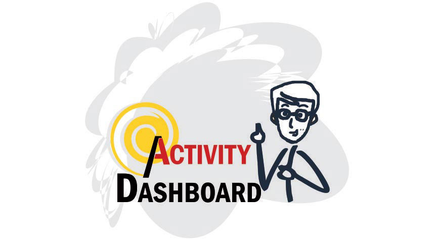 Activity Dashboard of Web-EDGE
