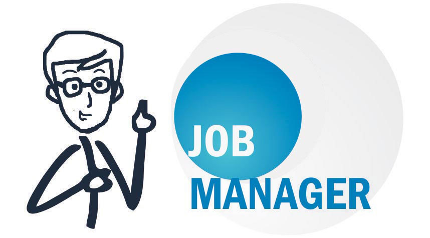 Job Manager of Web-EDGE