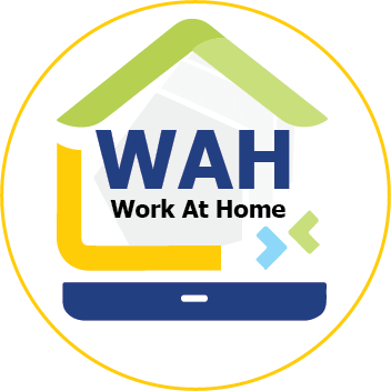 A complete work at home solution